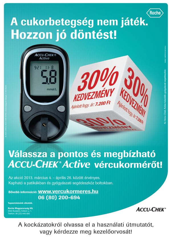 Roche Accu-Check promotion