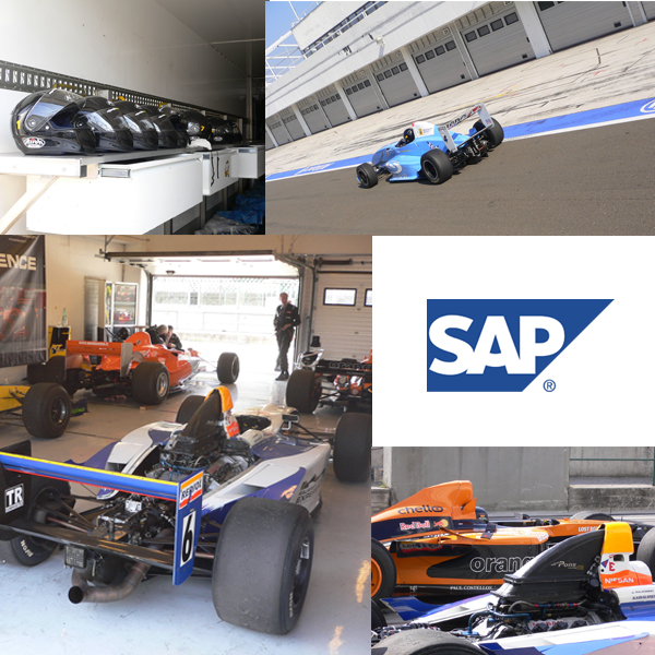 SAP F1 VIP day