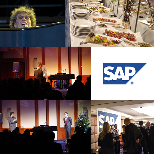 SAP VIP Party with Gábor Presser