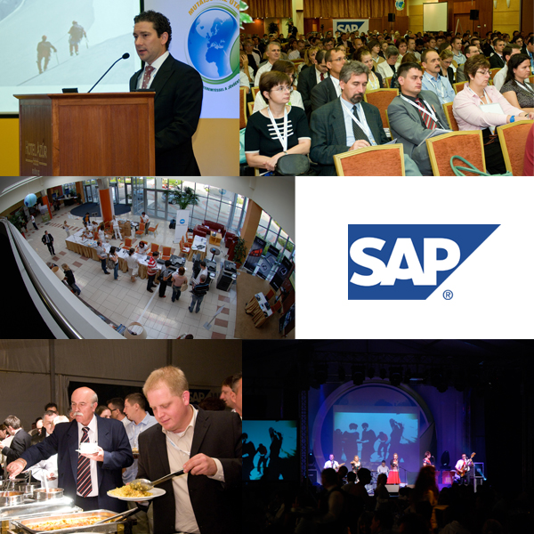 SAP World Tour, conference