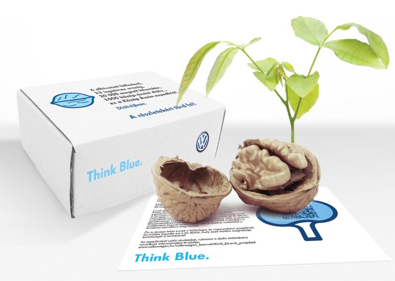 Volkswagen - Think Blue Special <br /> PR activity