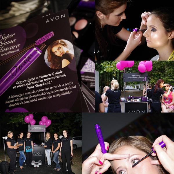 Super Drama Mascara product campaign , hostess promotion