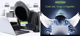 Deloitte's ethical hacker recruiting image, CLP