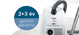 Campaign for Bosch vacuum cleaner