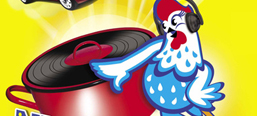 Maggi Kékcsibe promotional campaign