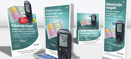 Roche NEW Accu-Chek promotion, POS