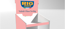 Rio Mare display