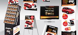 Energizer 360° co-promotional regional campaign (Hungary, Slovakia, Czech Republic), 2014
