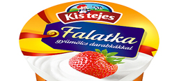 Kistejes Falatka package design