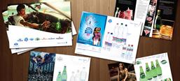 Nestle Waters, sales folder