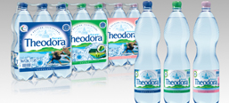 Theodora spring edition, package design