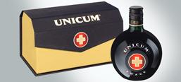Unicum special edition, package design