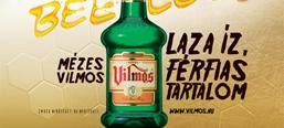 "Vilmos ""Mézes"" image campaign"